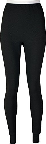 Indera Women's Icetex Cotton/Hydropur Pant (Black / X-Large)