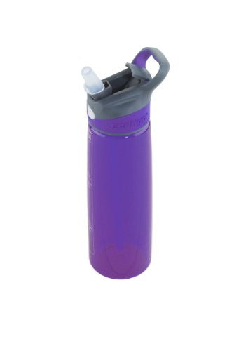 Addison AUTOSPOUT™ Water Bottle Purple 24oz