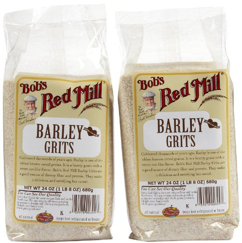 Bob's Red Mill Barley Grits-Meal -- 24 oz