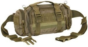 Jumbo Modular Deployment Bag- Coyote