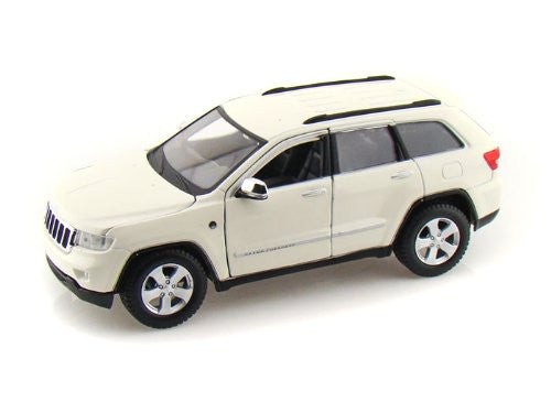 1:24 Jeep Grand Cherokee Laredo (White)