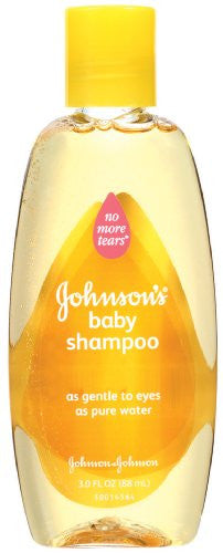 Johnsons Baby Shampoo - 3oz