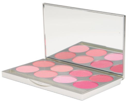 BLUSH PALETTE, 8 COLOR - COOL