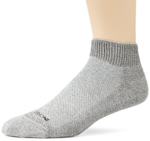 DIABETIC INCREDISOCKS - Ankle - Grey, Small