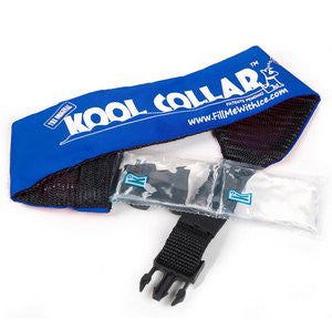 KoolCollar w/ KoolTube - Blue - Medium