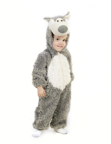 Big Bad Wolf Jumpsuit 12/18M