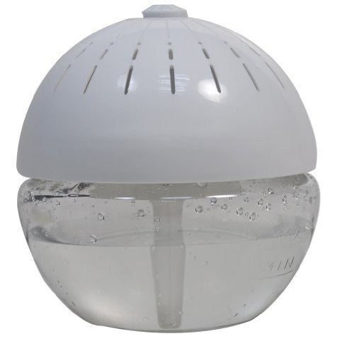 Air Cleaner & Revitalizer - Earth Globe Silver