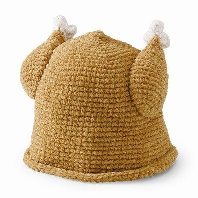 Kids' Turkey Hat, Medium (0-6 Months)