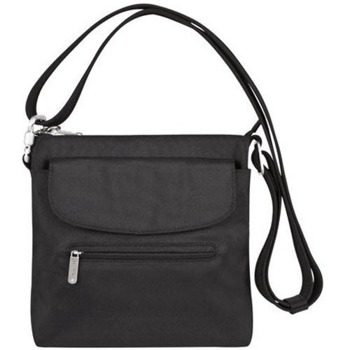 Anti-Theft Classic Mini Shoulder Bag - Black