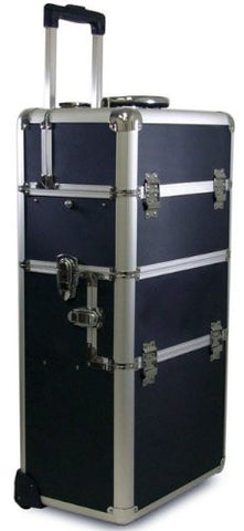 Aluminum Case w/Trolley and Trays