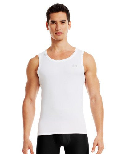 Men's The Original Fitted Tank - White, Large