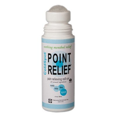 Point Relief ColdSpot roll‐on, 3 ounce