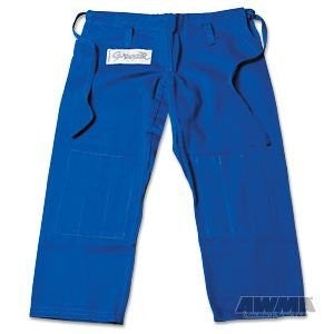 ProForce® Gladiator Judo Pants - Blue  (Size 00)