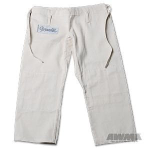 ProForce® Gladiator Judo Pants - Natural  (Size 0)