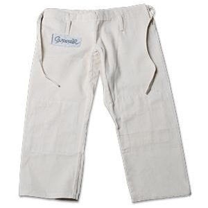 ProForce® Gladiator Judo Pants - Natural  (Size 3)