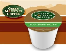 Green Mountain Coffee® Southern Pecan Coffee K-Cup® Packs, 24/Bx