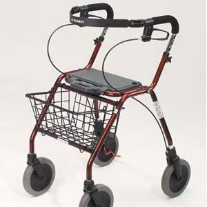 Dolomite Legacy Walker, color: Candy Red