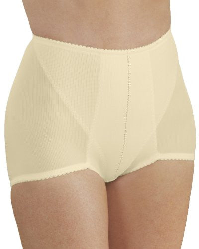 Firm Control Spandex Control Brief(Beige / 3X Plus)