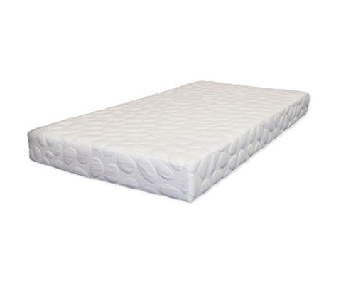 Twin Pebble Mattress-Cloud