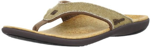 Yumi Men's Straw/Java/Cork (seasonal) - Size 10