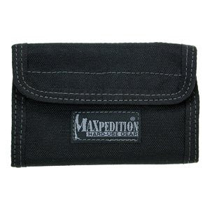 Spartan Wallet (Black)