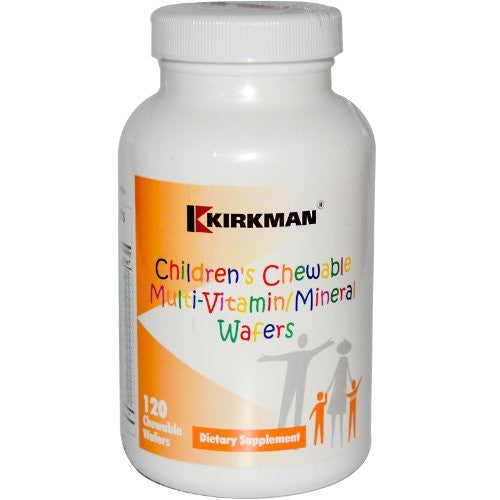 Children's Chewable Multi-Vitamin/Mineral - 120 Wafers