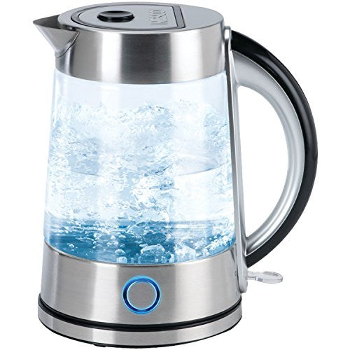 GLASS ELECTRIC WATER KETTLE