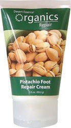 Desert Essence Organics Pistachio Foot Repair Cream - 3.5 oz