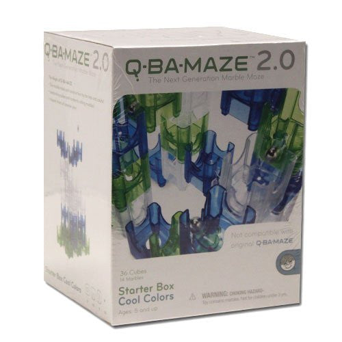 Q-BA-MAZE 2.0 Starter Box: Cool Colors