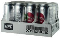 Xyience Energy Drink, Cherry Lime 16.0 FO
