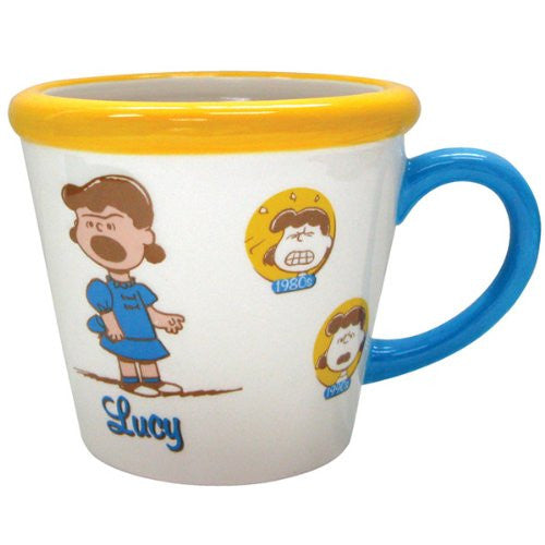Lucy Thru The Years Mug; 12 Oz.