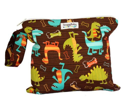 Dino Dudes Wet Bag