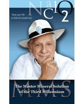 The Master Mineral Solution of the 3rd Millennium