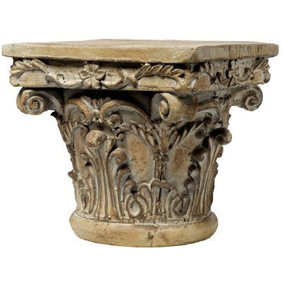 "10x10x9"" Decorative Pedestal"