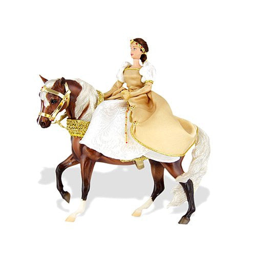 Breyer Renaissance Horse And Rider