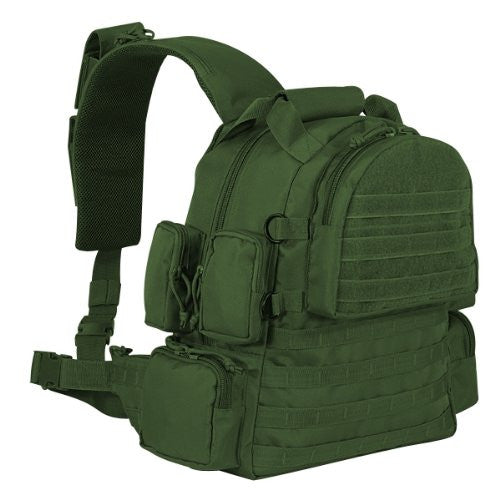 VOODOO TACTICAL SLING BAG (Color: Olive Drab)