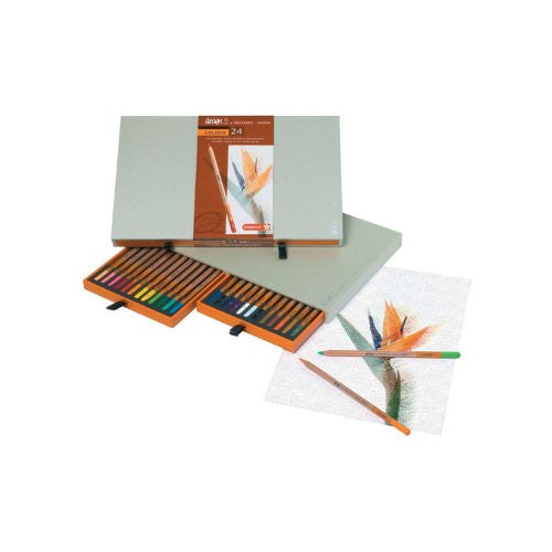 Bruynzeel Design Color Pencil BX/24 8805 24