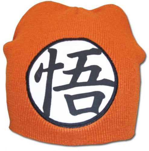 Dragon Ball Z Goku Symbol Beanie