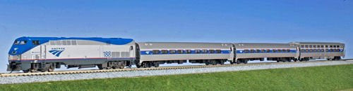 N P42/Amfleet/Viewliner Set,AMTK/Intercity PhVI(4)