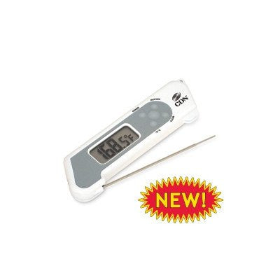 ProAccurate Folding Thermocouple Thermometer (White)