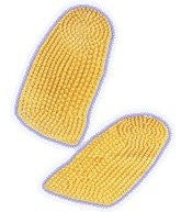Innersoles Massage - Women's (Small 4-6)