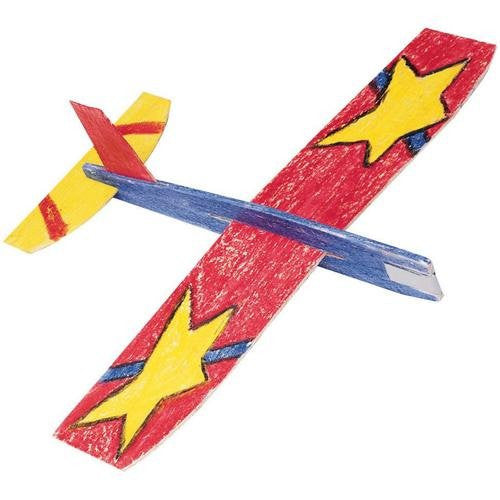 Cloud Climbers Wooden Toy Airplane Craft Kit (Pack of 36)
