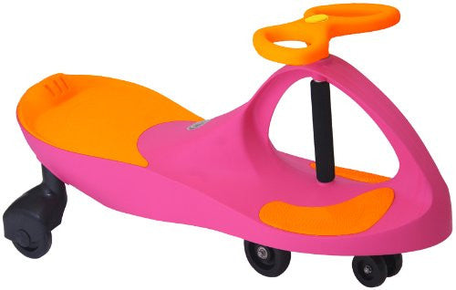 PlasmaCar in Pink and Orange