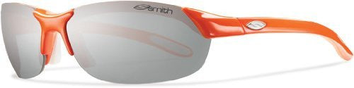Smith Optics Parallel Sunglass, Orange / Platinum,Ignitor,Clear