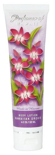 Floral Body Lotion, Orchid, 4 oz