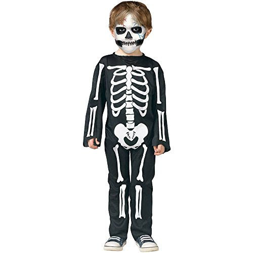 Scary Skeleton TDLR CSTM Large (3T-4T)