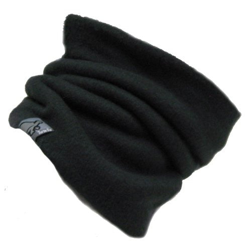 The Turtle's Neck' Neck Warmer, Carbon