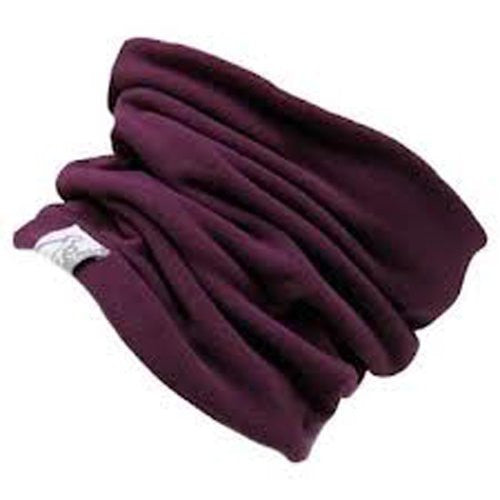 The Turtle's Neck' Neck Warmer, Purple