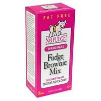 No Pudge Original Fudge Brownie Mix