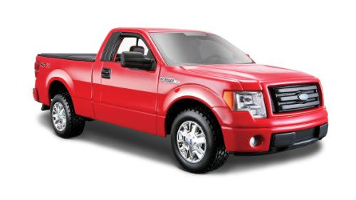 1:27 2010 Ford F-150 STX (Red)